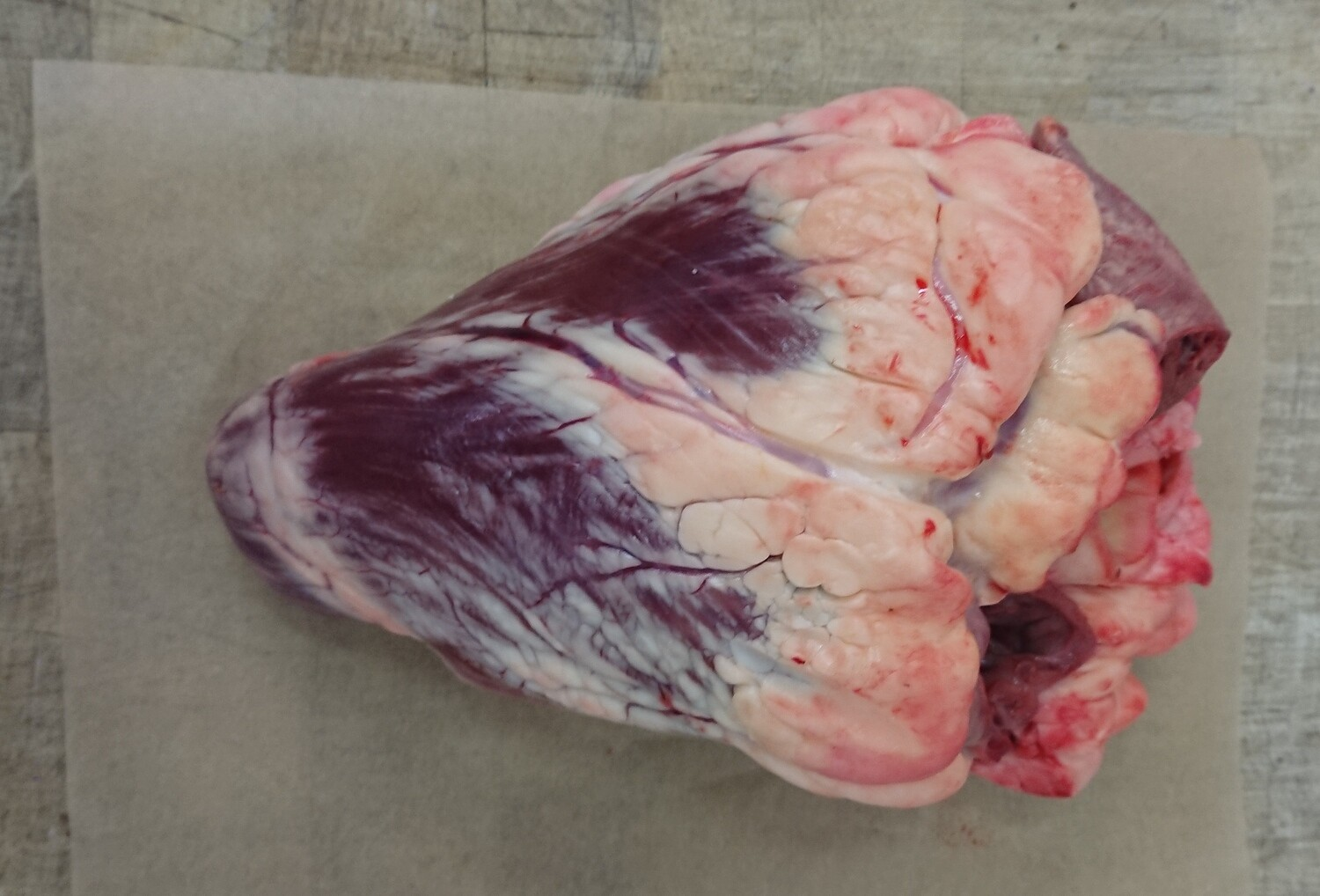 Beef Heart (whole)