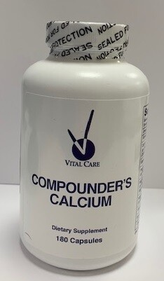 Natural Creations Compounder's Calcium