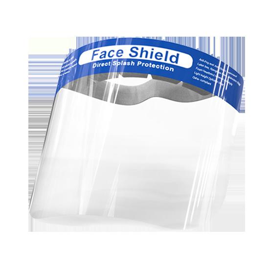 Gesichts-Visier Tröpfchenschutz