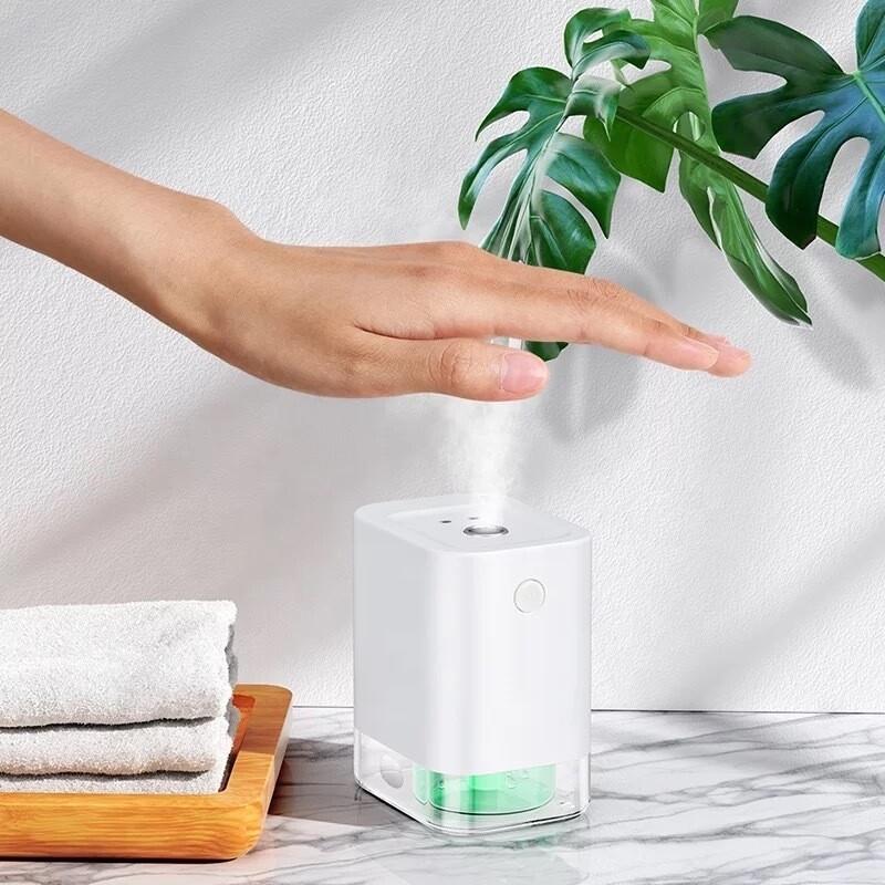 Hand Desinfektionssprüher mit Sensor - 45 ml.