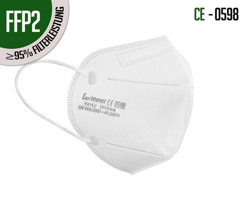 Atemschutzmasken FFP2 - CE 2834
