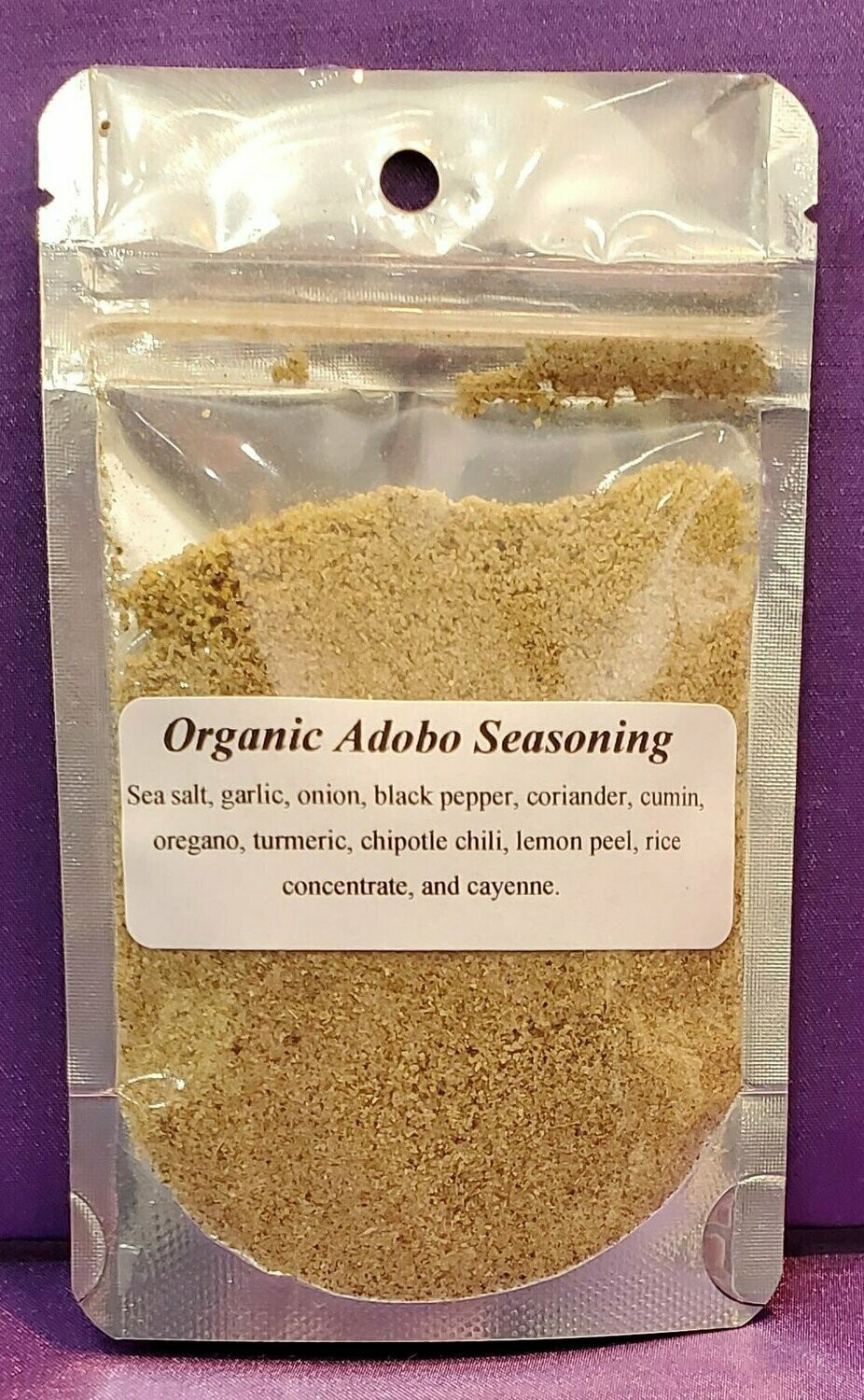 Organic Adobo Seasoning