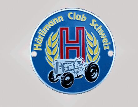 HCS Plakette