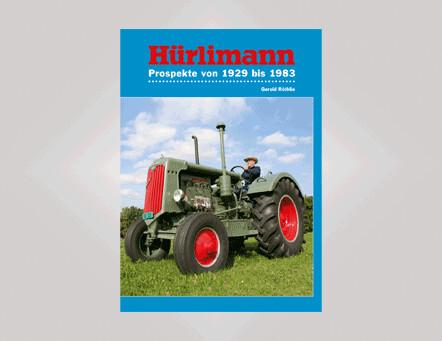 HÜRLIMANN PROSPEKTE 1929 BIS 1983