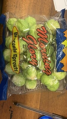 Brussel sprouts 300g