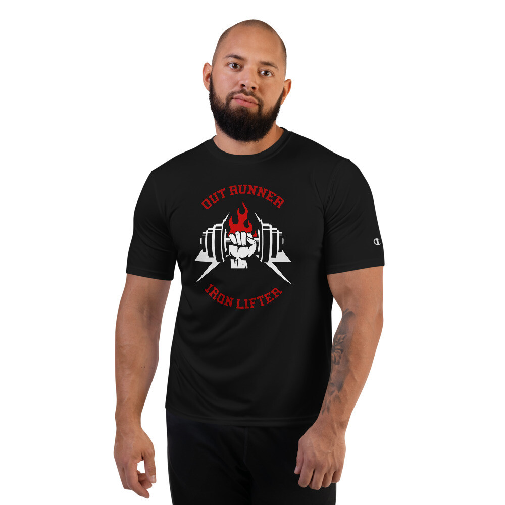 """Camiseta técnica """"Iron Lifter"""" by Champion"""