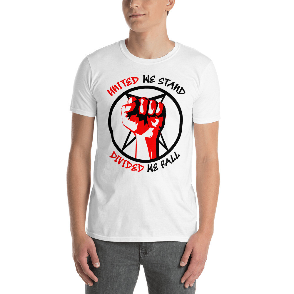 "Camiseta ""United We Stand"""