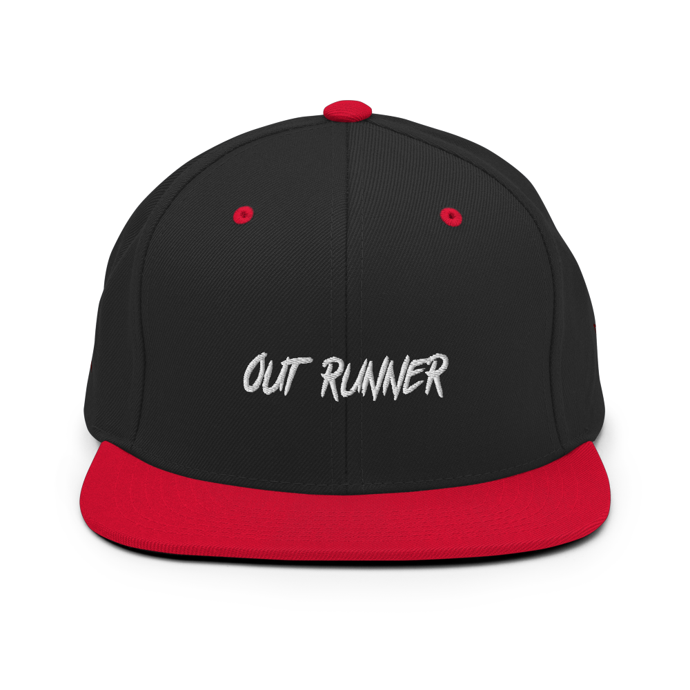 "Gorra Snapback ""Out Runner"""