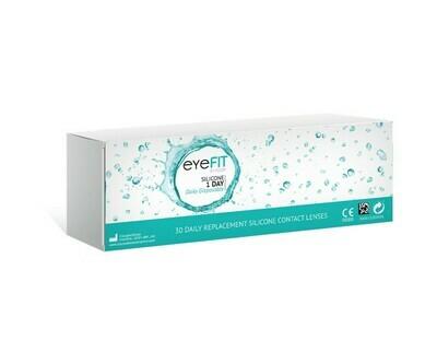 eyeFIT TORICA SILICONE 1 DAY (30 lentes)