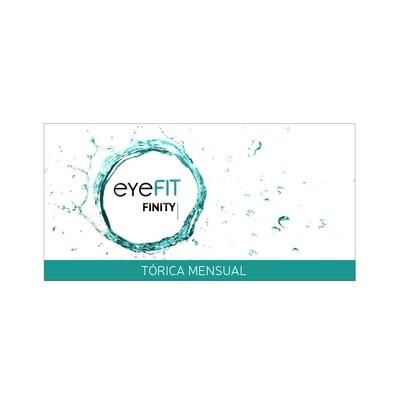 eyeFIT FINITY Tórica Mensual