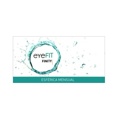 eyeFIT FINITY Esférica Mensual