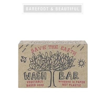 The Bath House Save the Earth Bodycare Soap Bar