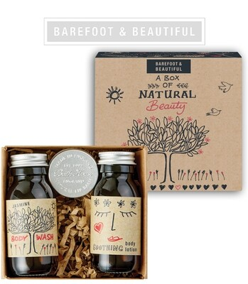 The Bath House Box of Natural Beauty