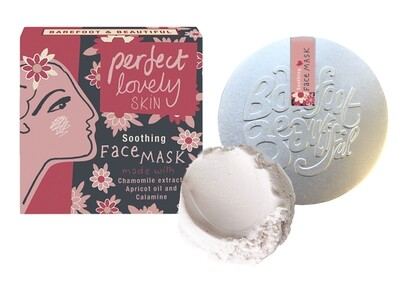 The Bath House Barefoot Earth Soothing Face Mask