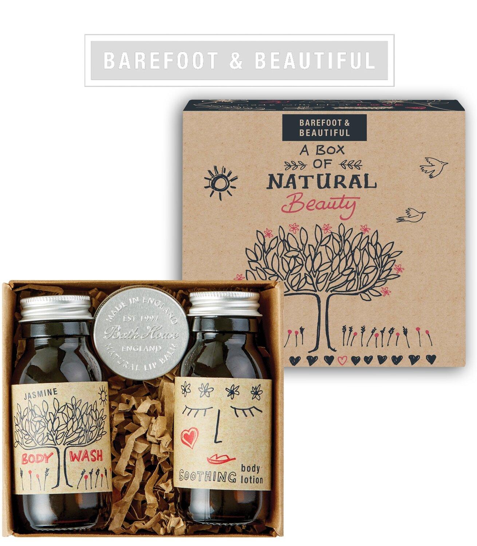 The Bath House Barefoot Earth Bodycare Gift Box