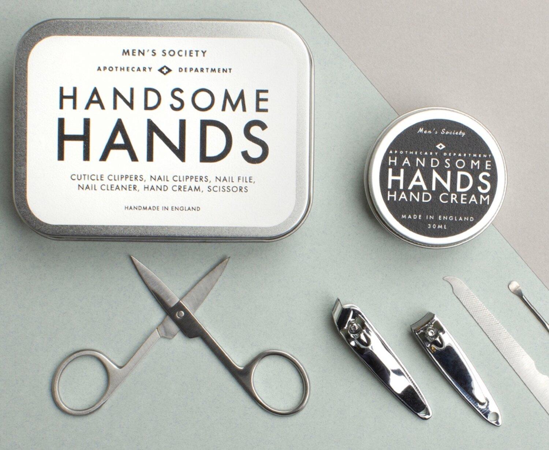 Atlantic Folk Handsome Hands Manicure Kit