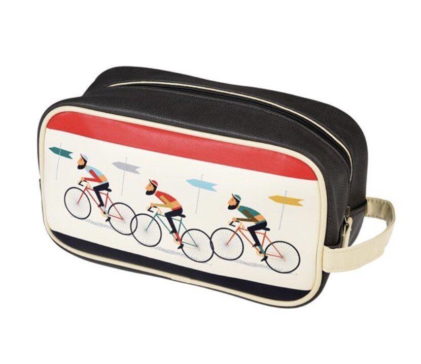 Le Bicycle Wash Bag