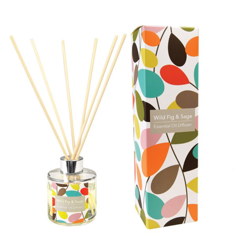 Reed Diffuser Vintage Ivy - Fig and Sage