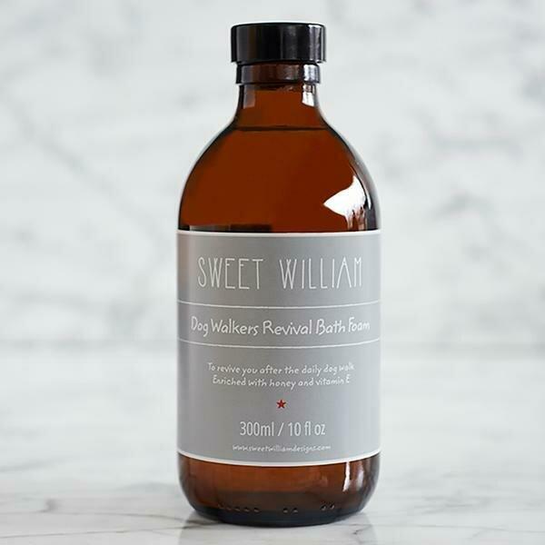 Sweet William Dog Walker's Bath Foam