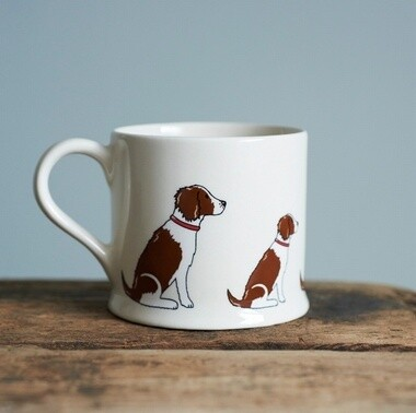 Sweet William Springer Spaniel Mug