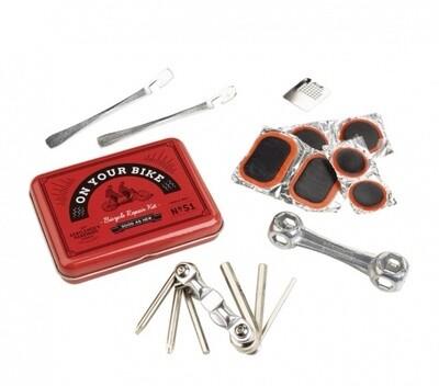 Wild & Wolf Bicycle Tool & Repair Kit