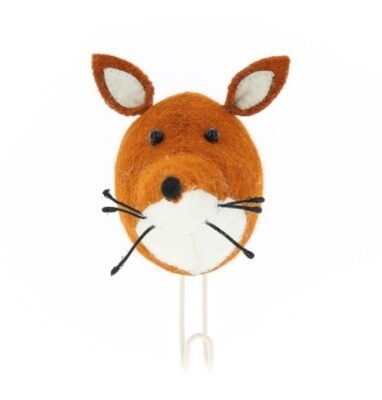 Fiona Walker Fox Head Hook