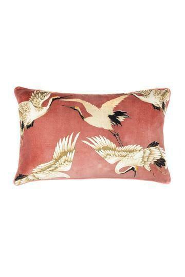 One Hundred Stars Stork Cushions