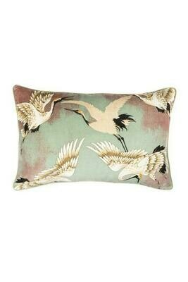 One Hundred Stars Stork Cushions