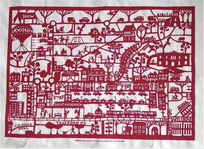Great Missenden Tea Towel