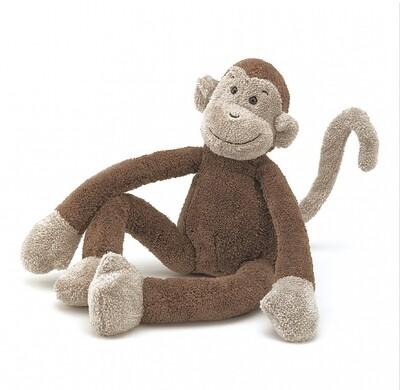 Jellycat Slackajack Monkey