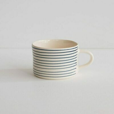 Musango Horizontal Striped Mugs