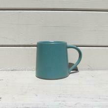 AuraQue ALO Handmade Glazed Stoneware Conical Mug
