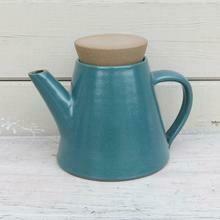 AuraQue Handmade Glazed Stoneware Teapot