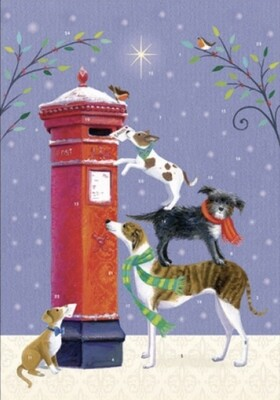 Advent Calendar - Dogs