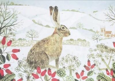 Advent Calendar - Hare