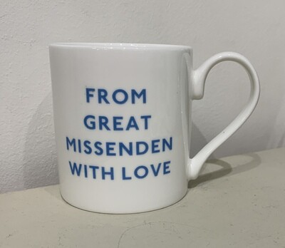 From Great Missenden With Love Mug