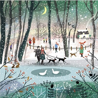 The Almanac Gallery Charity Christmas Cards