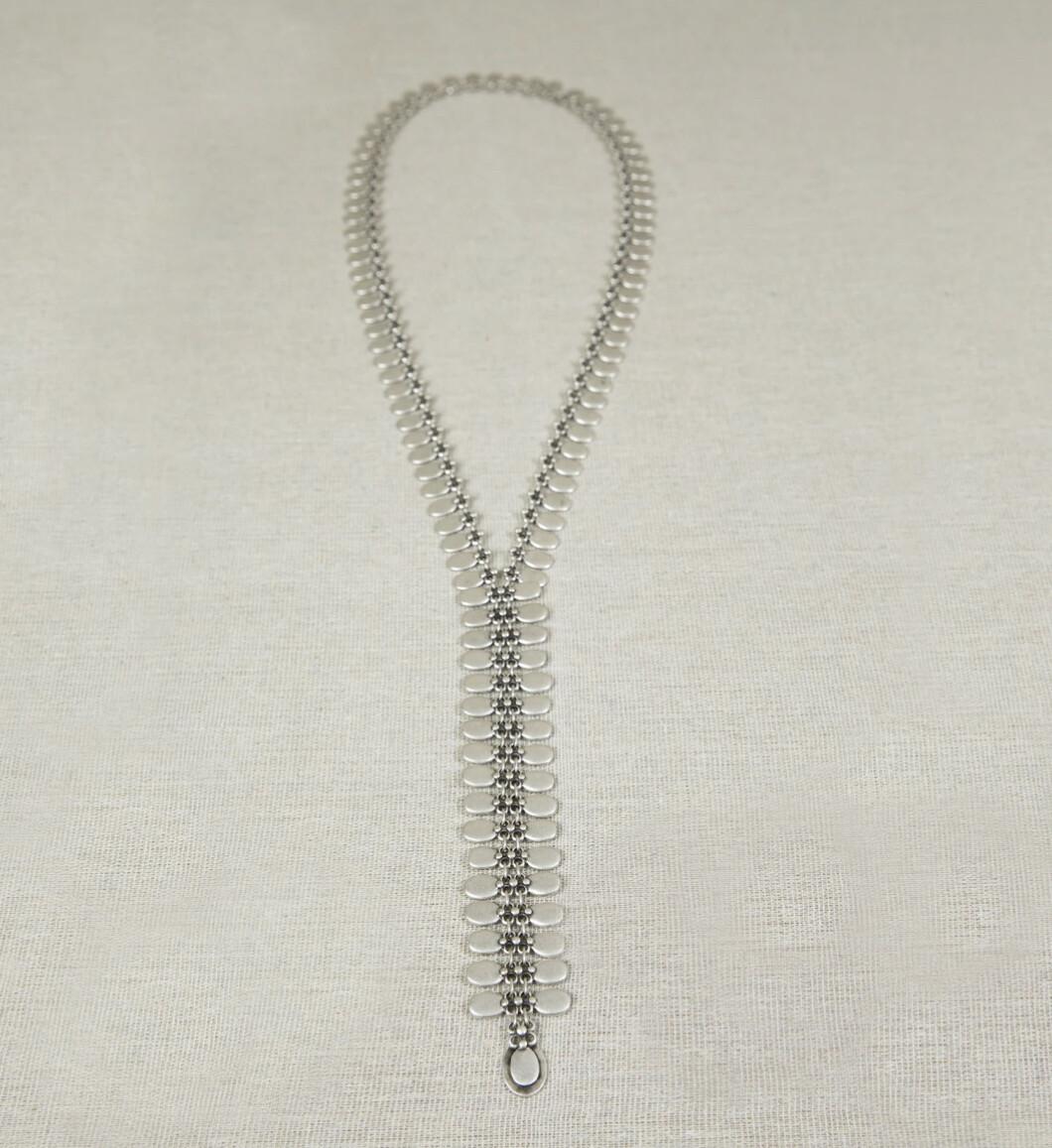 Treaty Jemima Zip Necklace