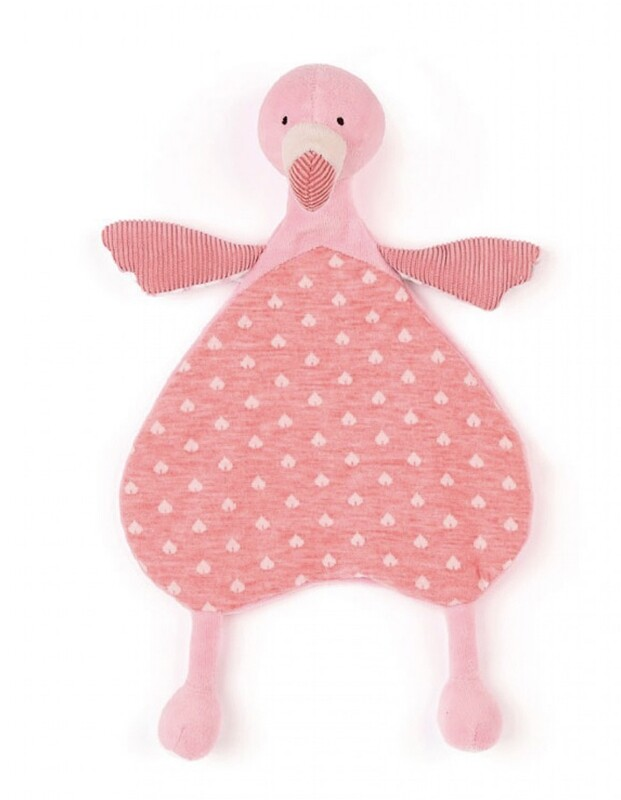 Jellycat Soother Lulu Flamingo
