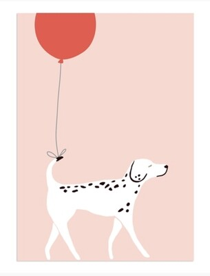 Pack of Dalmatian Notecards