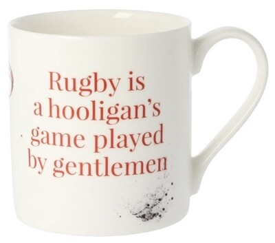 McLaggan Kate Spurway - Rugby Mug