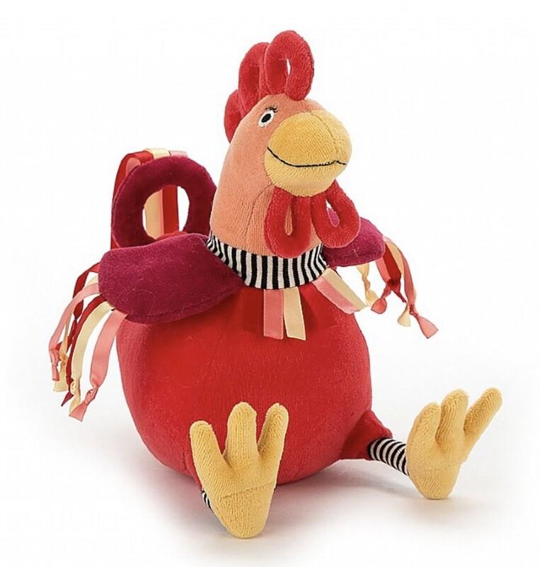Jellycat Charlie Chicken