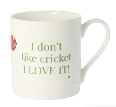 McLaggan Kate Spurway - Cricket Mug