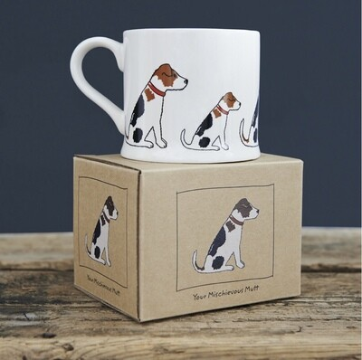 Sweet William Mug - Jack Russell