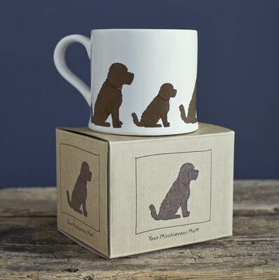 Sweet William Mug - Cockapoo