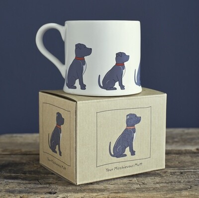 Sweet William Mug - Staffie