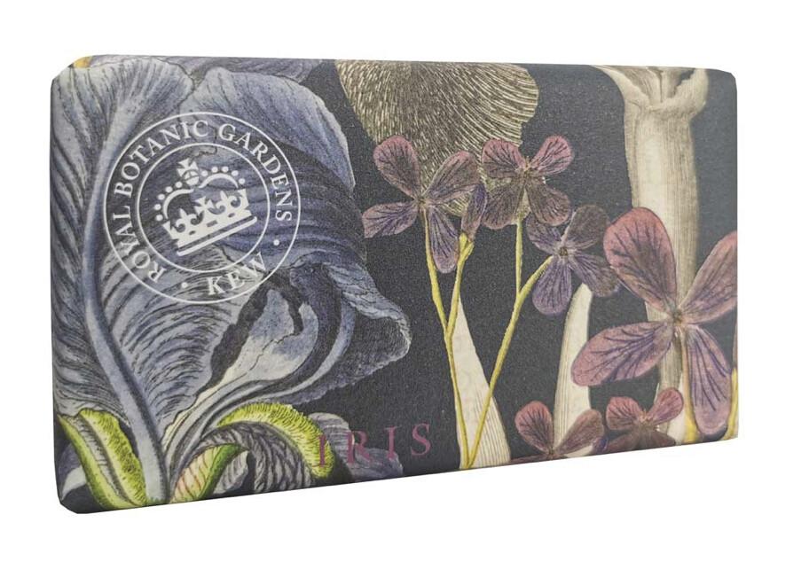 Kew Gardens Soap Iris