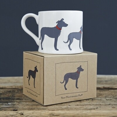 Sweet William Mug - Lurcher