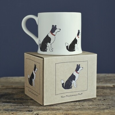 Sweet William Mug - Border Collie