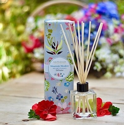Mountain Meadow - Reed Diffuser